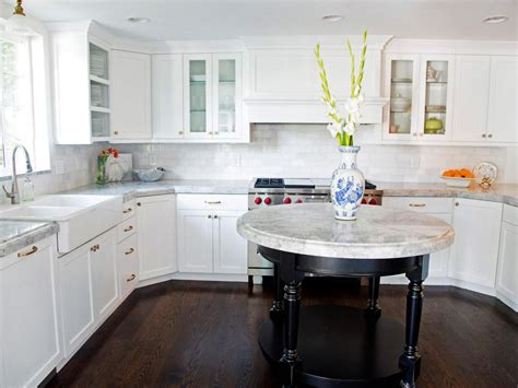 Hgtv Kitchen Island Ideas Kitchen Cabinet Design Pictures Ideas Tips From Hgtv