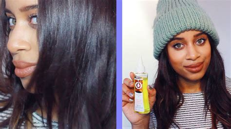 14 Tips For Shiny Hair by Winter Relaxed Hair Care Tips Get Shiny Hair