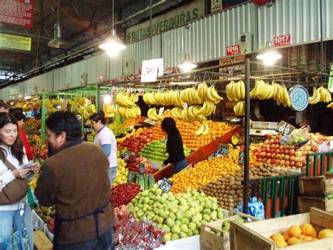 imagenes mercados verdes saliendo de la burbuja un pucelano en santiago de chile