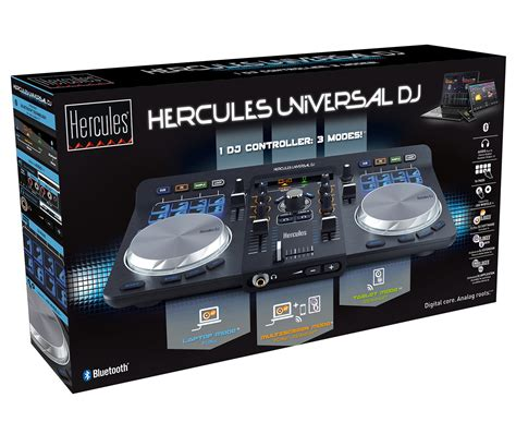 Hercules Universal Dj hercules universal dj controller system great daily deals at australia s favourite superstore