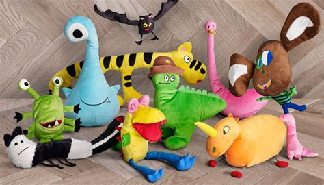Ikea Sagoskatt Boneka Unicorn Oranye hoe cool dit is wat ikea deed met deze kindertekeningen famme