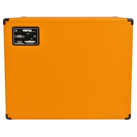 Orange Bass Cabinet by Orange Obc115 Bass Cabinet At Gear4music