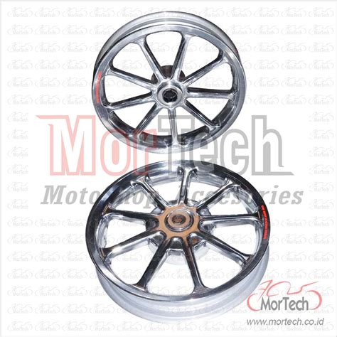 Harga The Shop Sun jual velg racing lebar mio palang 9 sun power chrome