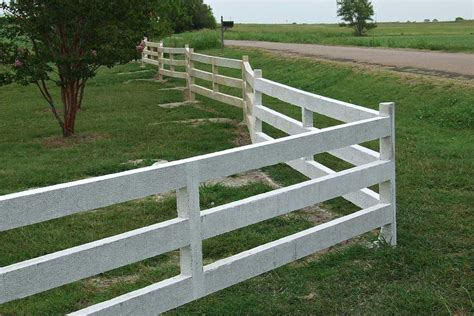 fortified fences and planters that enhance as well as
