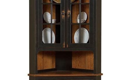 amish plymouth corner hutch amish plymouth corner hutch corner hutch dining room