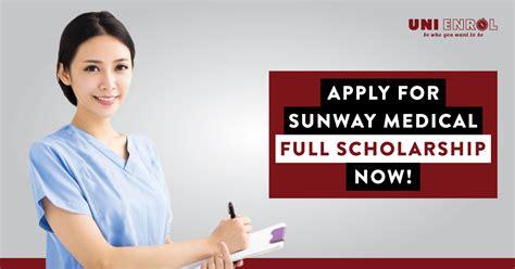 aplication leter for nursing scholarship sunway nursing scholarship uni enrol scholarship