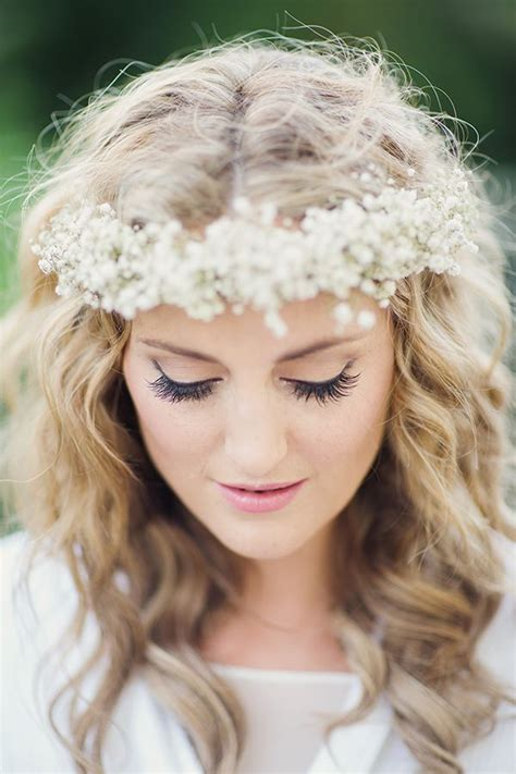country wedding hair styles 29 beautiful rustic wedding hairstyles ideas magment