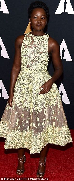 Pattern Lupita Dress and williams wow for the eighth annual