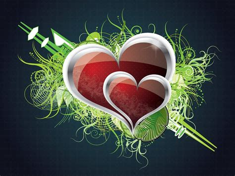 imagenes de corazones love fotos de corazones