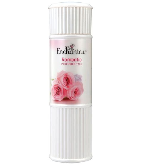 Change Bath To Shower enchanteur romantic perfumed talc 125gm buy enchanteur