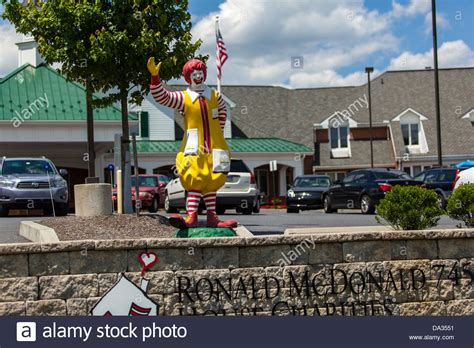Ronald Mcdonald House In Hershey Pa Stock Photo Royalty Free Image 57847581 Alamy