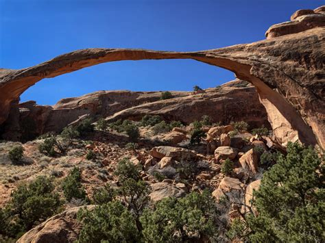 devils garden campground arches national park ut fasci