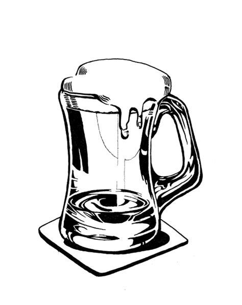 bicchieri da colorare disegni da colorare bicchiere birra disegni da colorare
