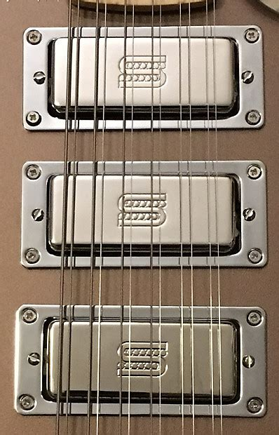 Mini Humbucker Set Chrome Seymour Duncan Seymourized Mini Humbucker Set 2016 Chrome