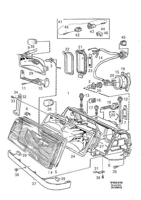 book repair manual 1996 infiniti i regenerative braking service manual how to ajust headlight beam 1996 volvo 960 repair guides lighting headlights