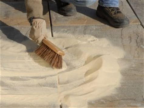 Mortar Mix For Patio by Laying A Patio