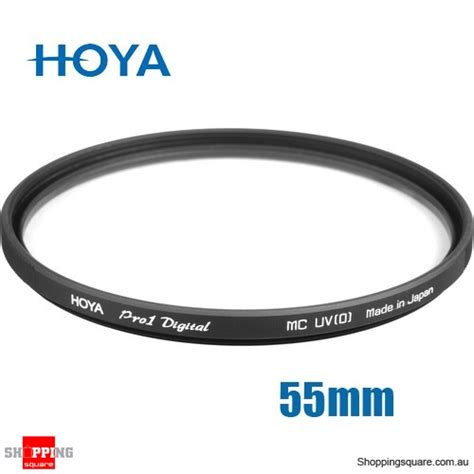 hoya ultraviolet uv pro 1 digital filter 55mm