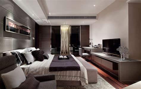 Contemporary Master Bedroom Design Ideas Synergistic Modern Spaces By Steve Leung