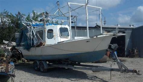 shrimp boat engines aluminum shrimp boat for sale