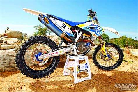 brown motocross we ride mike brown s endurocross husqvarna fc350