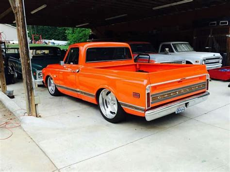 Wheels 68 Chevy Orange best 25 c10 chevy truck ideas on chevy c10