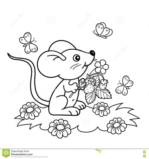 Meadow Flower Coloring Pages Coloring Pages Meadow Coloring Page