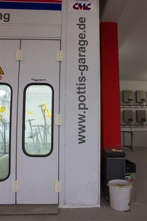 Auto Lackieren Garage by Startup Lackierung Potti S Garage