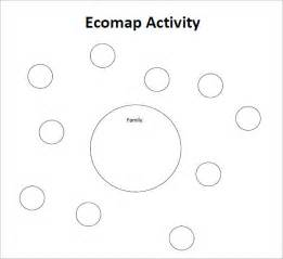 ecomap template social work ecomap template 7 free pdf