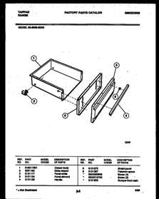 Kitchen Cabinet Drawer Parts Tappan 3038602304 Range Gas Timer Stove Clocks And Appliance Timers