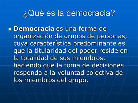 la democracia es una farsa de la que se ha servido la masoneria para la democracia ppt descargar