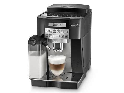 delonghi ecam22 360b koffiemachine delonghi ecam 22 366 b magnifica s kaffeevollautomat im