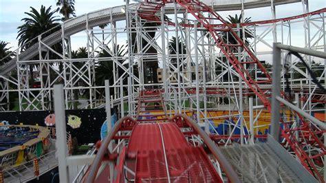 theme park victoria luna park melbourne metropolis