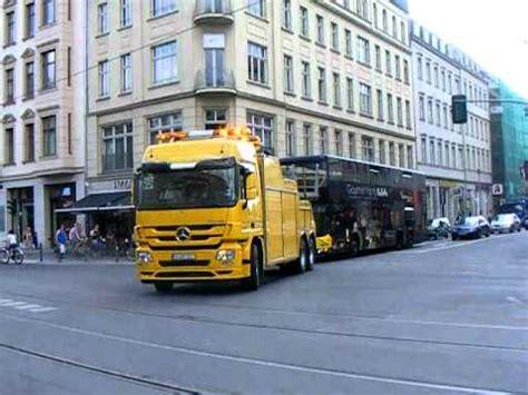 Auto Abgeschleppt Berlin by Berlin Abschleppen Eines Dd Linienbusses