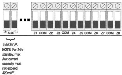 bosch motion detectors wiring diagram free image