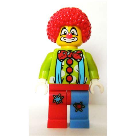 Lego Circus Show 3 lego circus clown minifigure brick owl lego marketplace