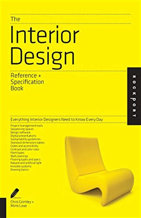 interior design books for sale the interior design reference specification book