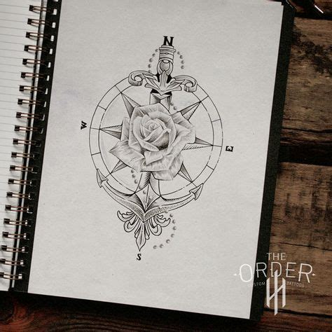 tattoo with pen and lighter top 25 ideas about anchor sketch on pinterest sketch