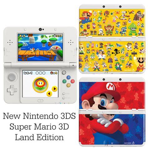Kaset 3ds Mario 3d Land nintendo black friday specials casa moncada