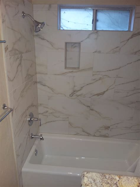 porcelain tile for bathroom shower 187 marble tile showerprecision roofers remodeling llc
