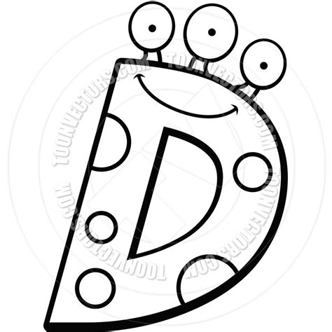 8 Best Images of Printable Monster Letters - Free ... Free Black And White Clip Art Letters