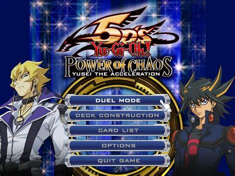mod game yugioh ristar87 s yu gi oh mods yu gi 0h 5d s power of chaos