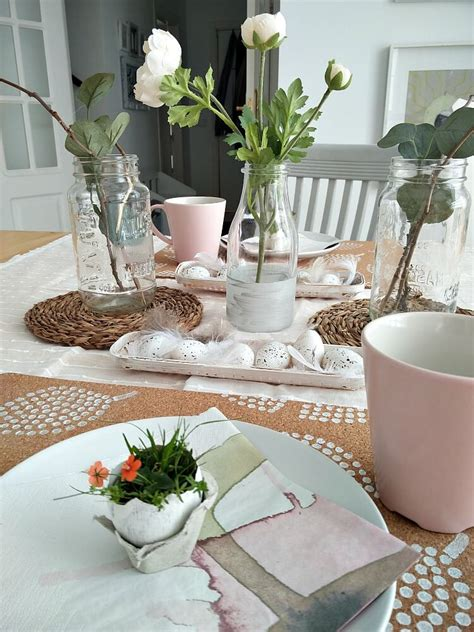 simple table settings simple easter table setting for two kreativk