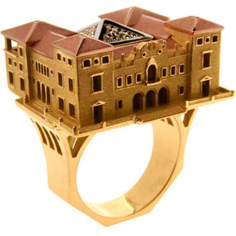 Architecture Design Jewelry 23 Architectural Jewelry Designs