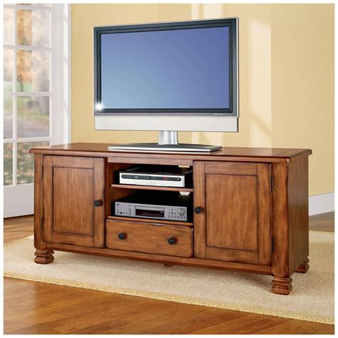 Best 15 Of Light Oak Tv Stands Flat Screen