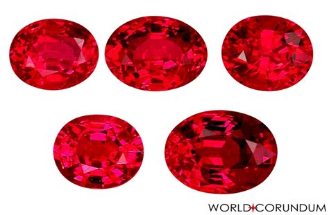 Ruby 6 17crt No Heat Madagaskar 17 best images about jewels on ruby halo