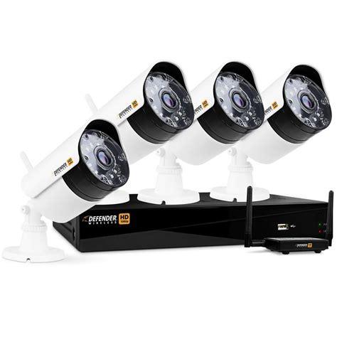 hd wireless defender wireless hd 1080p 4 channel 1tb dvr security