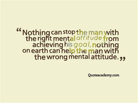 The Best Attitude Quotes