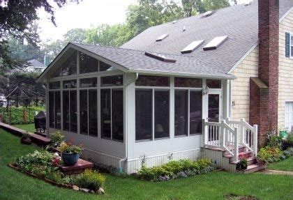 Sunroom Ceiling Insulation cathedral roof insulated sunroom sunrooms screenrooms