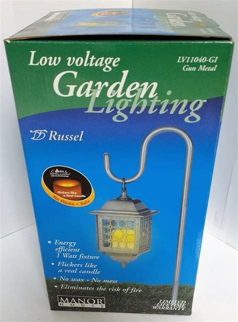 manor house low voltage lighting manor house lv11040 gi gun low voltage garden