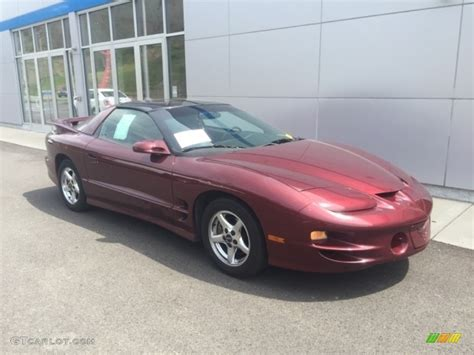 trans colors 2002 maple metallic pontiac firebird trans am coupe